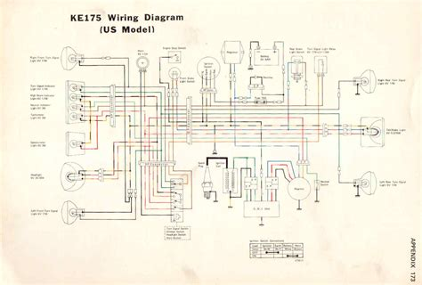 kawasaki motorcycle wiring diagrams get free image about