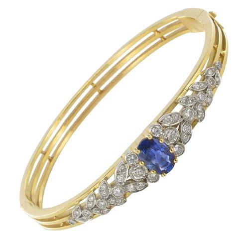 Sapphire Diamond Gold Bangle Bracelet For Sale At 1stdibs. Pink Engagement Rings. Personalized Pendant. Iphone Diamond. Instagram Rings. Karma Rings. Solitaire Diamond Earrings. Black Stone Wedding Rings. Green Pendant