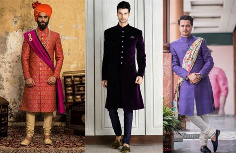 mens formal indian wedding outfits  suits