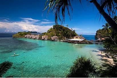 Raja Ampat Islands Indonesia Misool Island Salawati