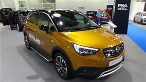 Opel Crossland Ultimate : 2019 opel crossland x ultimate exterior and interior auto z rich car show 2018 youtube ~ Medecine-chirurgie-esthetiques.com Avis de Voitures