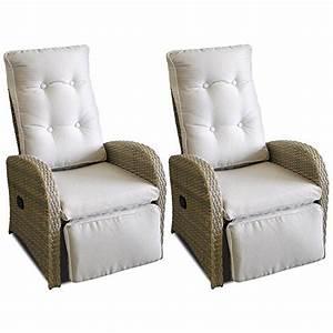 loungestuhle und andere gartenmobel von wohaga online With garten planen mit balkon rattan möbel
