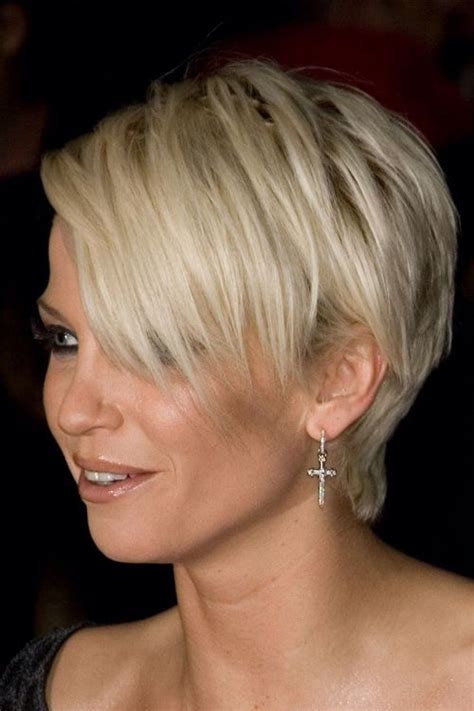 side view  sarah hardings hairstyle short hairstyles