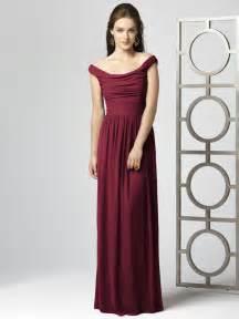 bridesmaid dresses in burgundy burgundy bridesmaid dresses bitsy