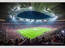 Allianz Arena, Bayern Munich vs Barcelona ; Champions L
