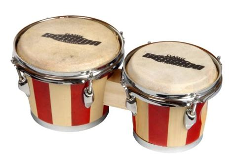 xdrum bongo club standard 17cm 6 3 4 zoll und 20cm 8