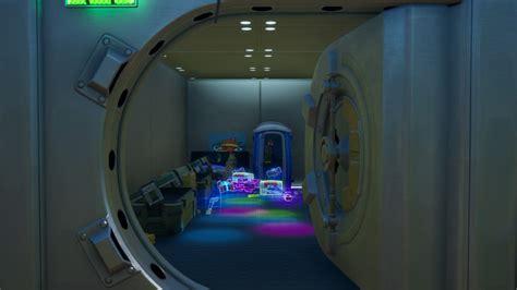 fortnite skyes adventure   escape  vault  secret