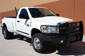 Find Used 07 Dodge Ram 3500 Regular Cab Slt Dually 4x4 6