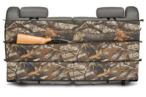 gun racks for trucks truck gun classic accessories seat back gun rack