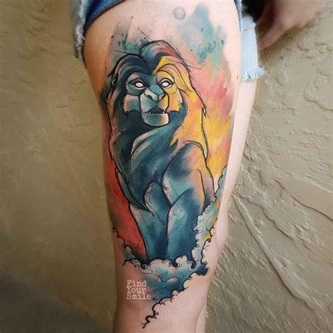 lion king tattoos ideas  pinterest  lion