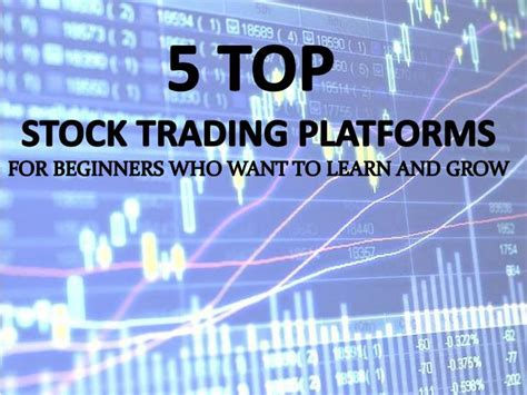 ppt top 5 stock trading platforms for beginners