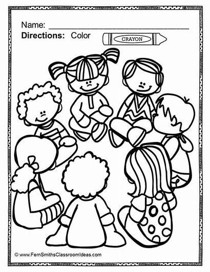 Coloring Pages Preschool Worksheets Summer Dj Fun