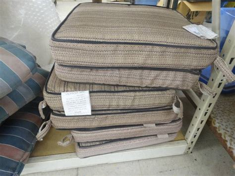 patio chair cushions wichita estate furniture and