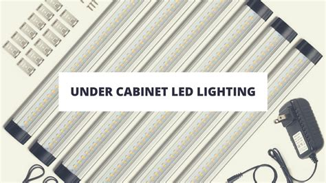 Top 10 Best Under Cabinet Led Lighting In 2017 Reviews
