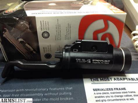 glock 19 strobe light armslist for sale streamlight trl1 strobe with glock