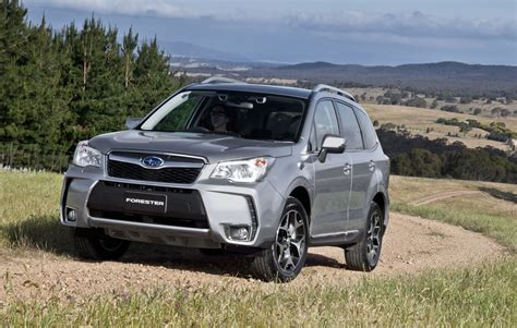 subaru forester xt review  caradvice