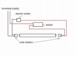 Light Fixture Wiring Diagram