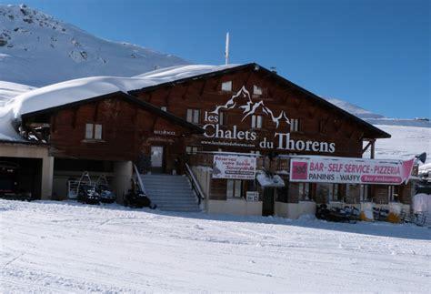 restaurants d altitude de val thorens