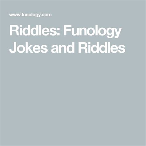 25 best jokes and riddles ideas on 116 | ccf12a145e5cf0acdfff14fdd31ec7f0