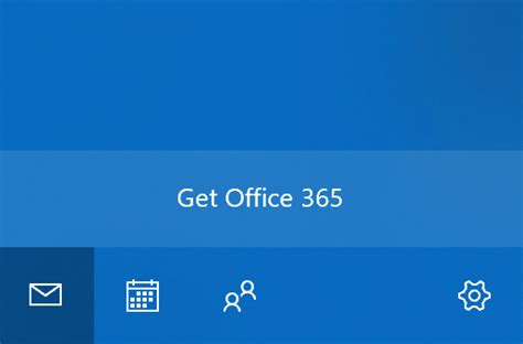Office 365 Mail App For Windows by Windows 10 Mail App Displays Annoying Ads For Office 365