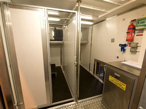 containerized  kennel armag corporation