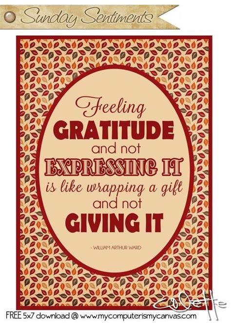 sunday sentiments week  encourage  thanksgiving