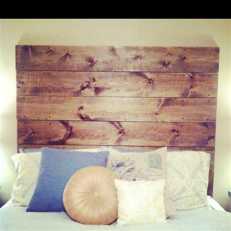 images  wood slat headboards  pinterest