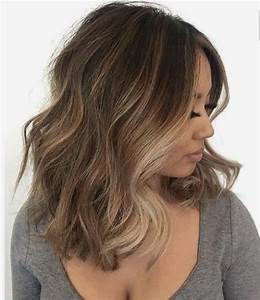50 Fashionable Ideas For Brown Hair With Blonde Highlights