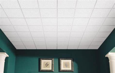 basement drop ceiling tiles certainteed celotex cashmere