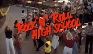 rock n roll high school gif | Tumblr