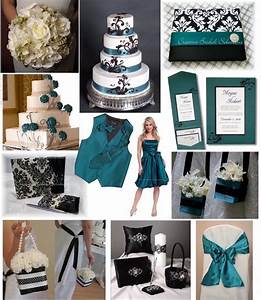 17 best images about teal weddings on pinterest pvc for Teal wedding theme ideas