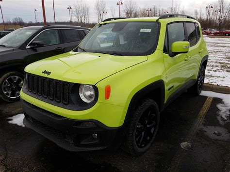 jeep renegade altitude new 2018 jeep renegade altitude sport utility in