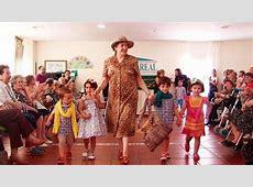 Desfile de modelos de la tercera edad ABCes