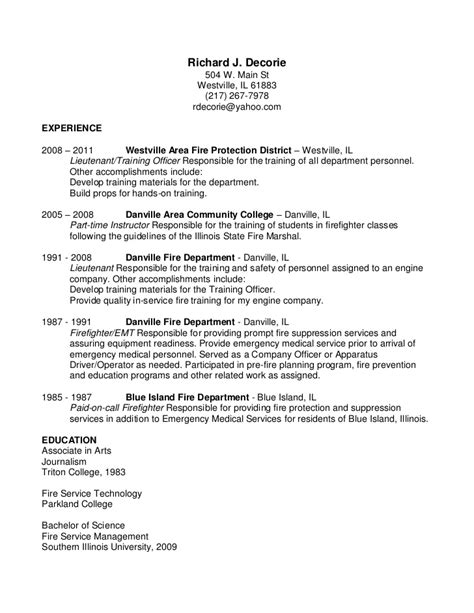 lieutenant resume quotes
