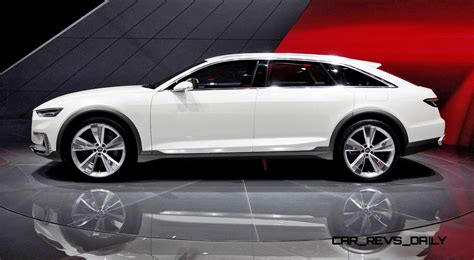 2018 Audi Prologue Allroad