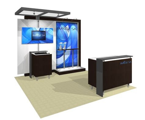 thumbnail overview of trade show booth display designs we