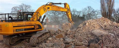 asbestos removal demolition  lincoln  art demolition