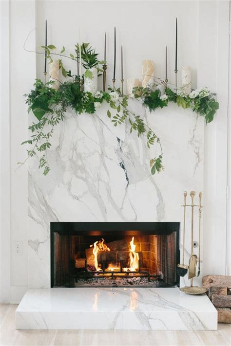 white marble fireplace mantel flower best 25 candle holders ideas on entrance