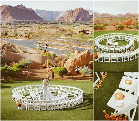 backyard wedding ceremony ideas marceladickcom