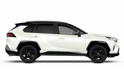 Rav4 Toyota Dynamic Hybrid Pearl Bi Tone