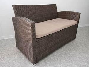 Polyrattan Sofa 2 Sitzer : backstage garderobe eventcontainer ~ Bigdaddyawards.com Haus und Dekorationen