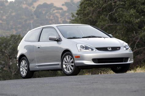 2004 Honda Civic Si Hatchback