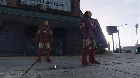 gta  scripting gta  ironman mark iii armor release
