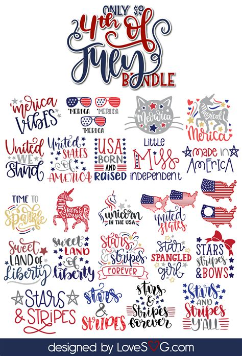 Funny 4th of july svgs for cricut & silhouette. Pin on Free 4th of July & US States SVG Cut Files