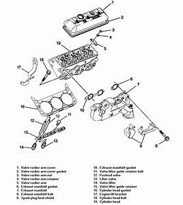 7 3l Head Diagram  7  Free Engine Image For User Manual Download