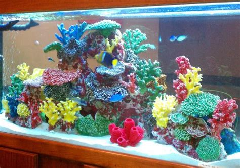 instant reef artificial coral reef  aquarium decor