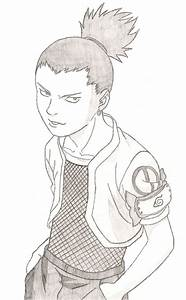 Shikamaru Nara Strike a Pose by FFsGunslingerVincent on ...