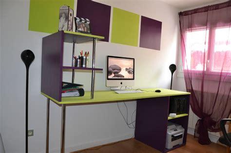 deco design bureau déco salon avec alcove