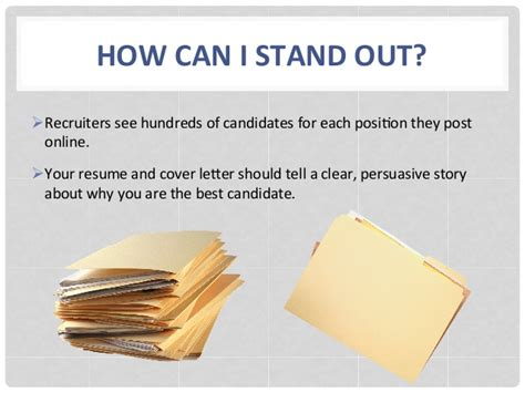 How To Make A Cover Letter Stand Out by How To Write A Winning Resume And Cover Letter Stand Out
