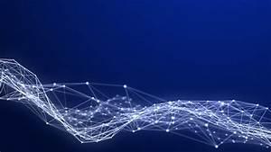Futuristic Technologic Background Stock Photo